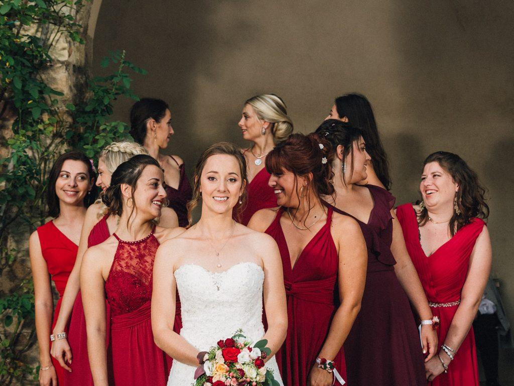Emmanuelle et ses invités de mariage: Octobre 2019