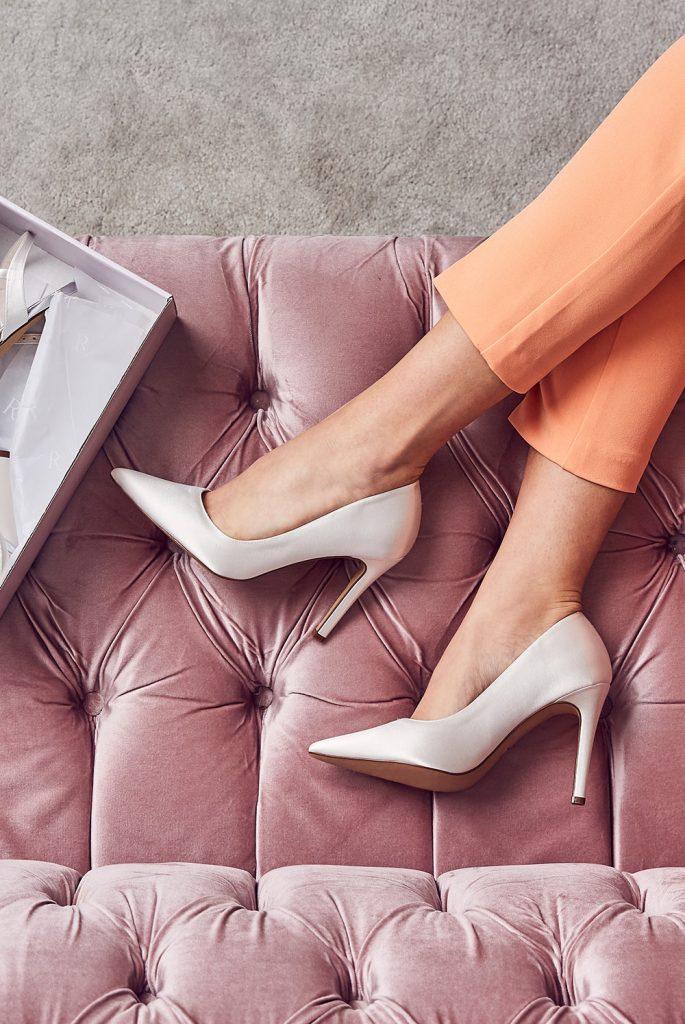 Chaussures de mariée Elsa Coloured Shoes