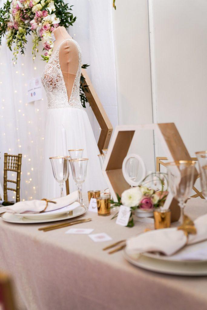 Robe de mariée, coutumes et décoration de table