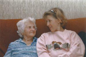 Histoire de Charm'fou Mariage: Laurence et sa grand-mère
